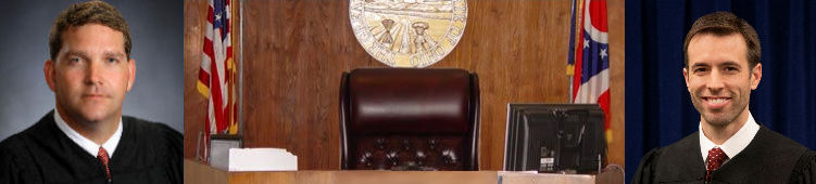 Licking County Municipal Courtroom